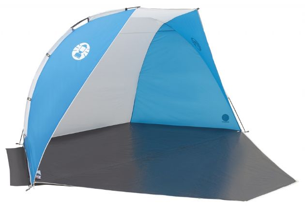 Coleman Sundome Shelter Blue, Camping & Beach Shelters - Grasshopper Leisure